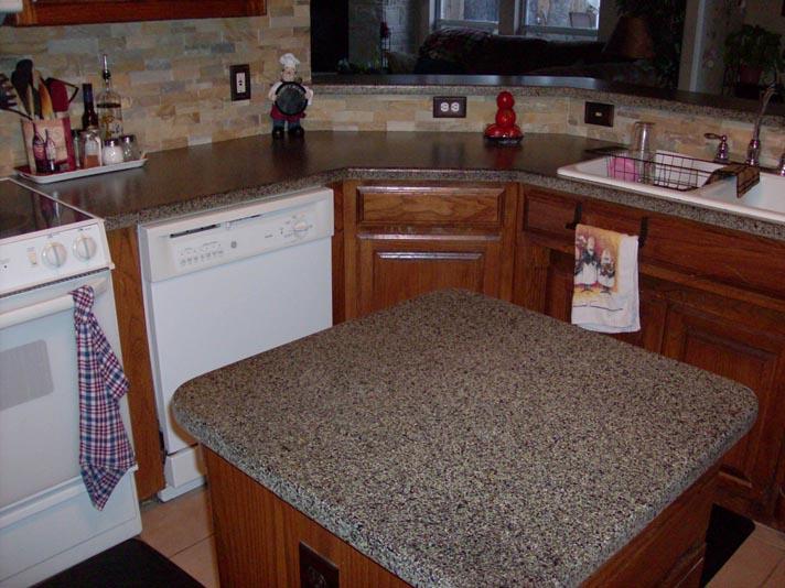 Counter Top Resurfacing, Kitchen & Bathroom Countertops ...
