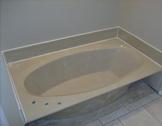 Before Bathtub Resurfacing