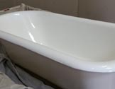 After Bathtub Resurfacing